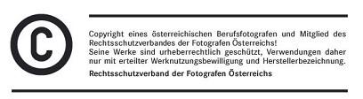 Copyrigth österreichische Berufsfotografen