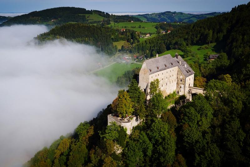 Luftaufnahmen fotografiert von Meisterfotograf Klaus Mitterhauser